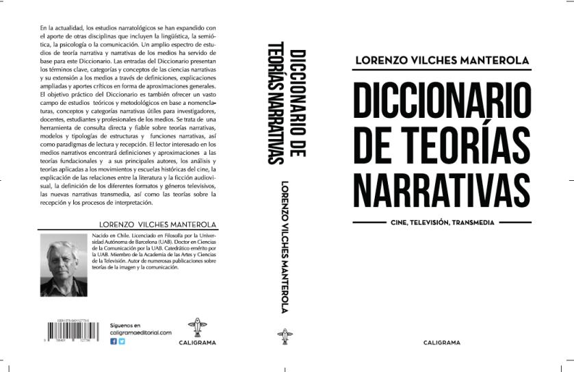PORTADA DICCIONARIO DE TEORÍAS NARRATIVAS